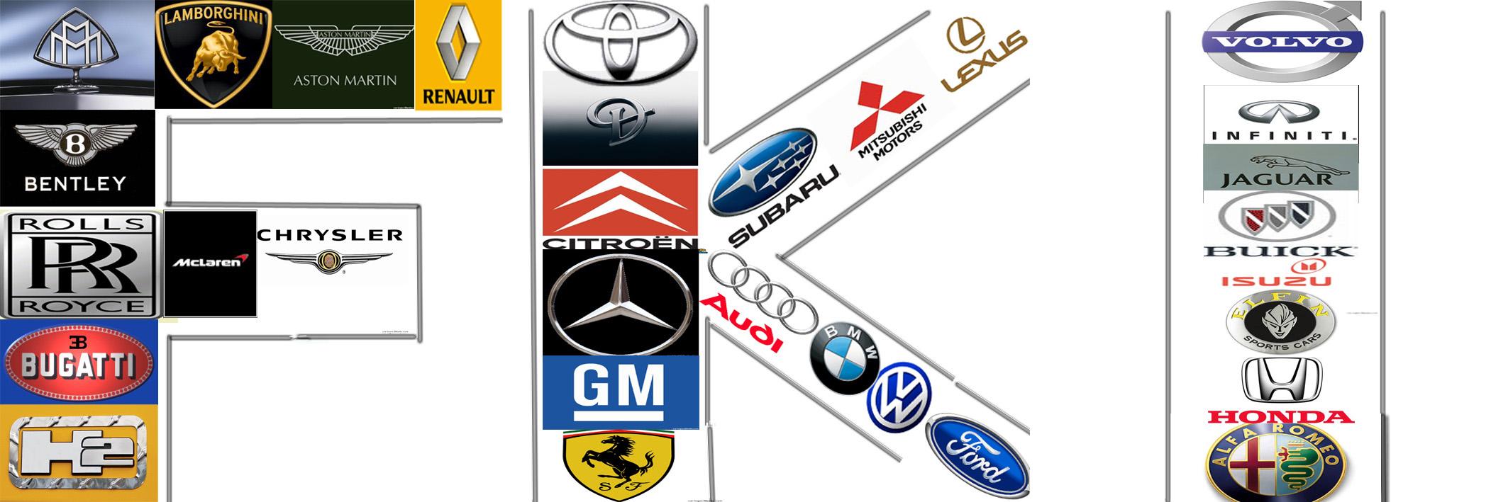 Luxury Car Symbols More Information